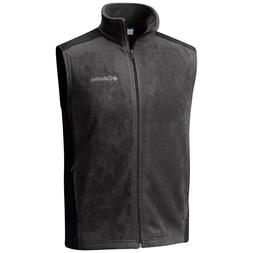 Columbia 1639261 - Men's Steens Mountain Fleece Vest - Grill