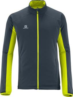 Salomon 2014 Men's Sharvin Softshell Running Jacket