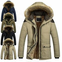 2020 High Quality Mens Winter Thicken Cotton Plus Size Jacke