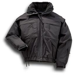 5.11 TACTICAL 5-IN-1 JACKET, WATERPROOF, BREATHABLE