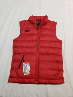The North Face Aconcagua Down Vest - Men's Rage Red, S