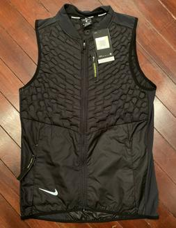 Nike Aeroloft Goose Down Running Vest, New! MSRP $180 - Men'