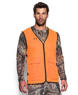Under Armour Men's Blaze Antler Logo Hunting Vest, Blaze Ora