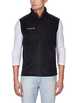 Columbia Men's Big & Tall Cathedral Peak II Fleece Vest, Buf