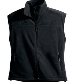 Cabela's Men's Snake River Fleece Vest Black L-Tall XL-Tall