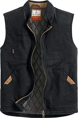 canvas cross trail vest