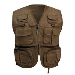 Frogg Toggs Cascades Classic Fly Vest - Double Extra Large