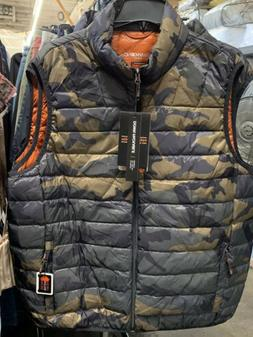 Hawke & Co. Outfitter Men's Packable Down Puffer Vest Hunter