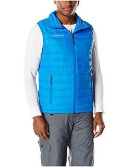 Columbia Men's Voodoo Falls 590 TurboDown Vest, Large, Super