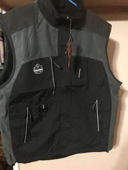 CORE 6463 Performance Work Wear Thermal Vest, Extra Large
