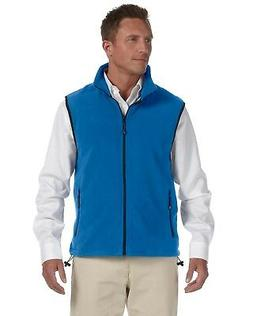 Devon & Jones Fleece Men's Vest Wintercept Fleece Jacket D77