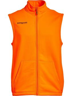 Field & Stream Men's Blaze Hunting Vest ,Blaze Orange Size X
