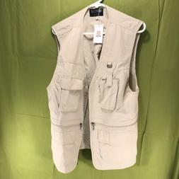 H2H Fishing Hunting Vest Men's Size Medium