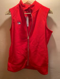 Tommy Hilfiger Vest Vintage Style Fleece, Various Sizes and
