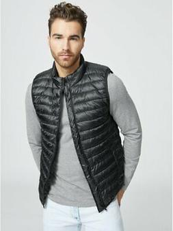 G By Guess Men's Lucas Puffer Vest