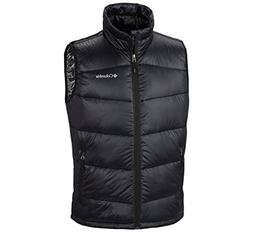 Columbia Gold 650 Turbodown Vest - Men's Black, XL
