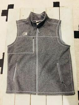 The North Face Gordon Lyons Mens XL Vest Gray Heather NWOT