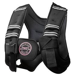 Iron Weighted Vest for Men and Women - Evenly Distributed Ir