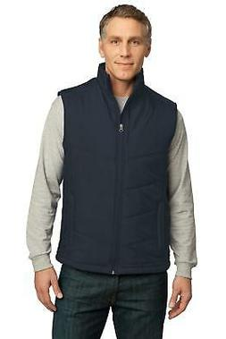 J709 Port Authority Mens Vest Puffy NEW