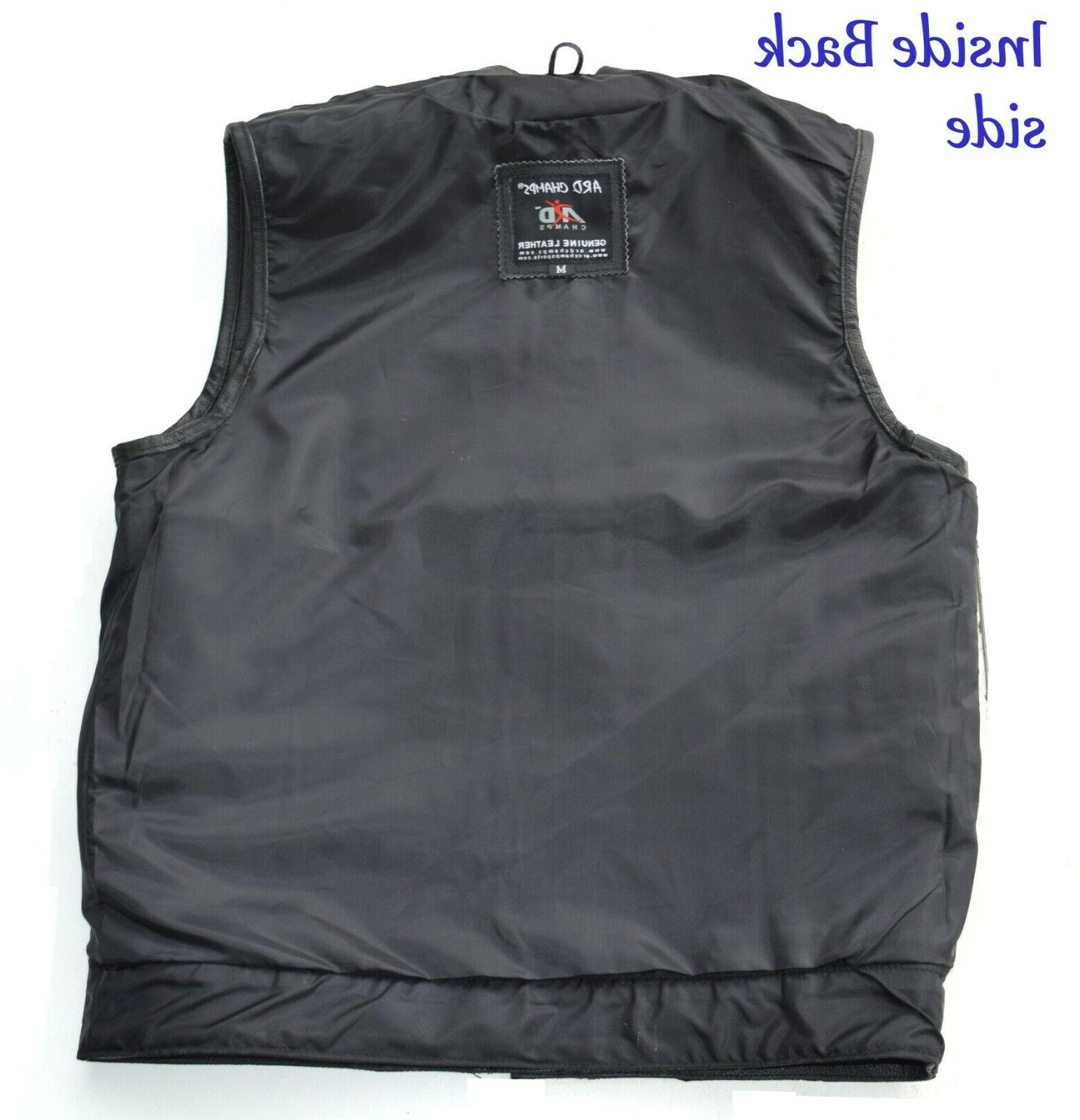 2Fit™ SOA Men's Vest Anarchy Club