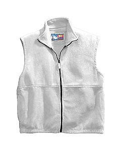 3010 Vest Sierra Pacific Poly Fleece Men's Plain
