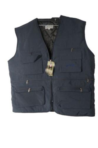 Men's Jacket H2H Mens Casual Work Utility Hunting Travels Sp