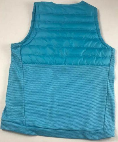 Nike Mens Golf Gilet 854534 Blue Fury $180.00 Retail