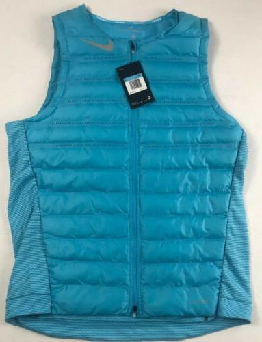 aeroloft mens medium golf gilet 854534 486