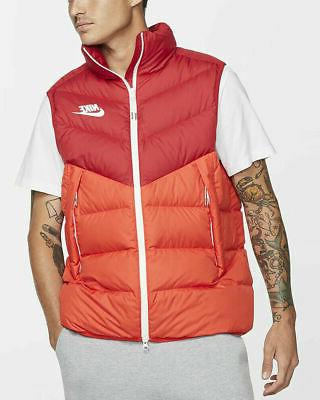 Nike Vest Gym Red Red $120