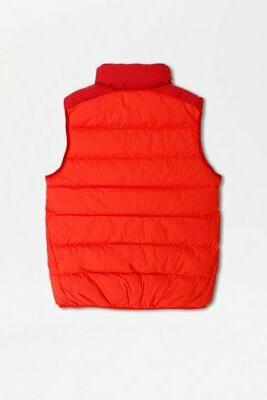 Nike Vest Red Red Sail $120 K