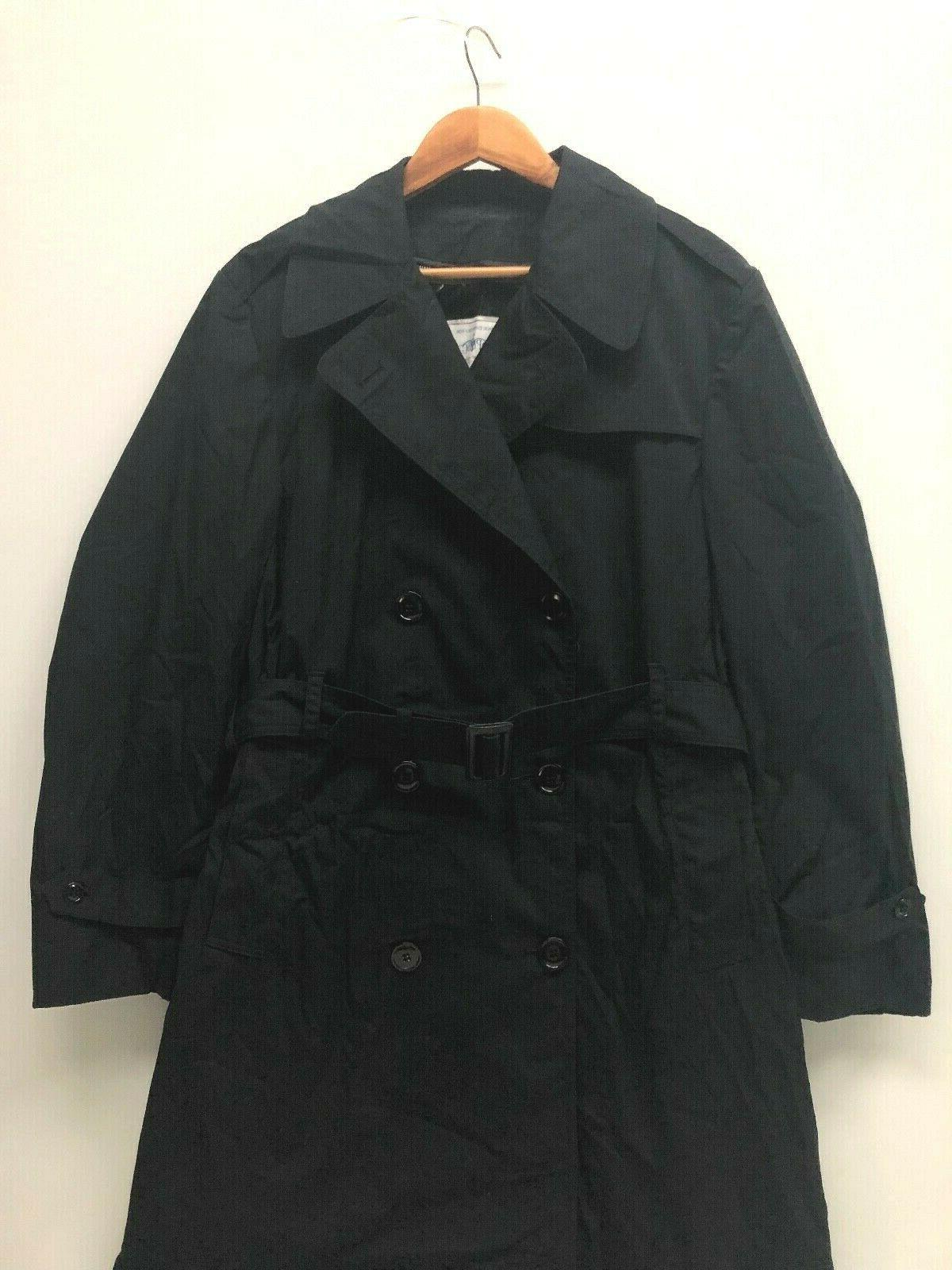 DPSC Apparel Trench Weather Size Military