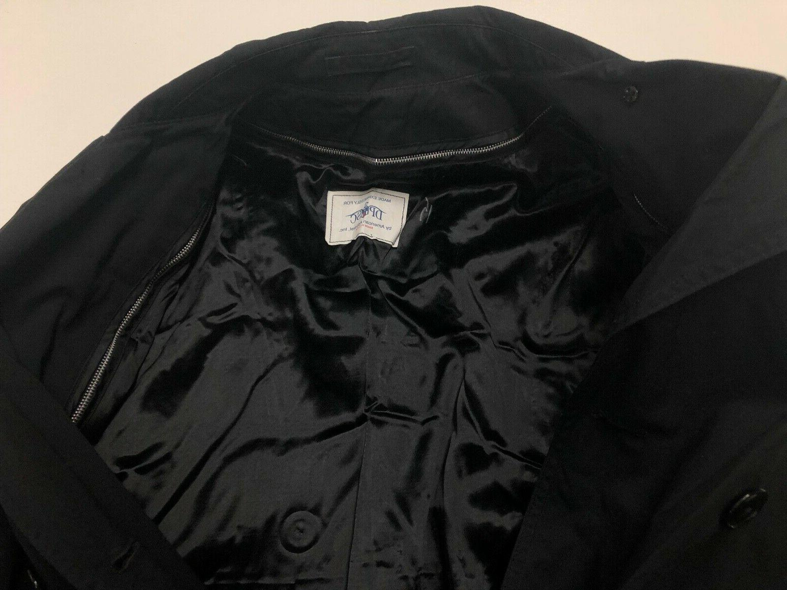 DPSC American Trench Weather Size 40
