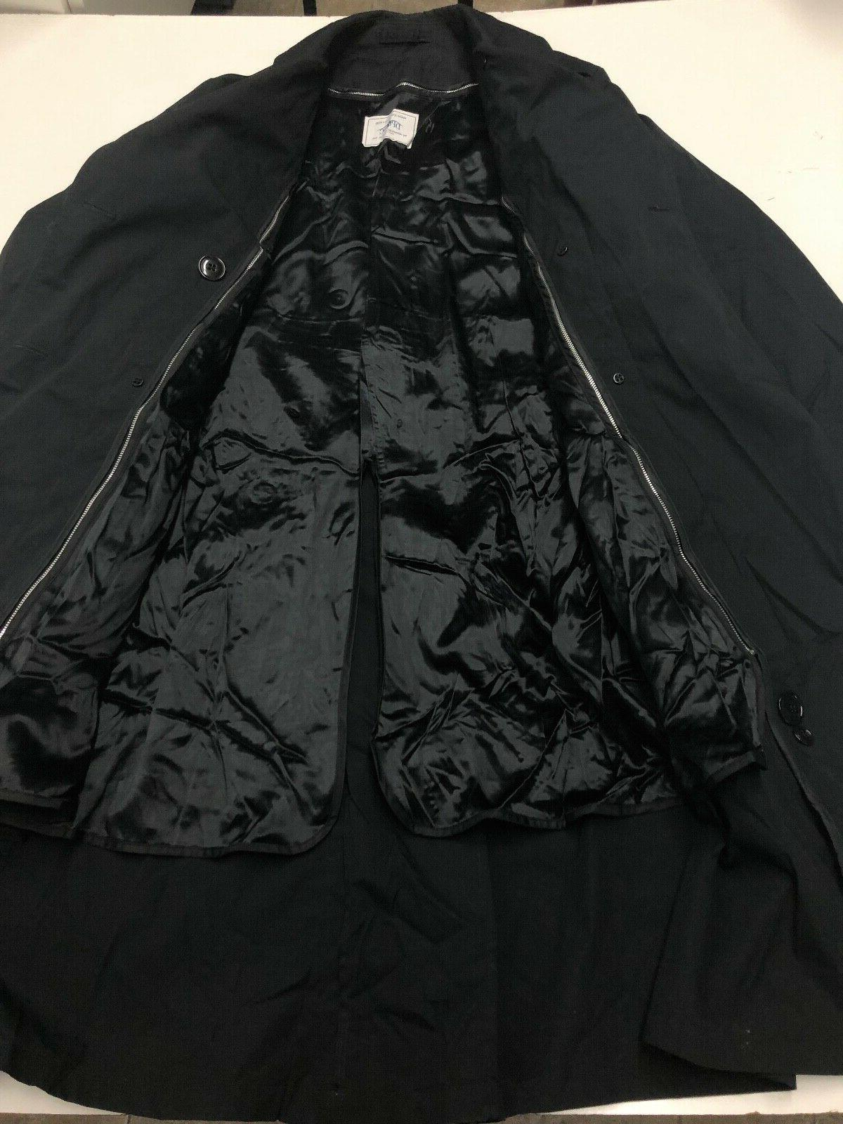 DPSC Apparel Trench Weather Size XS Military