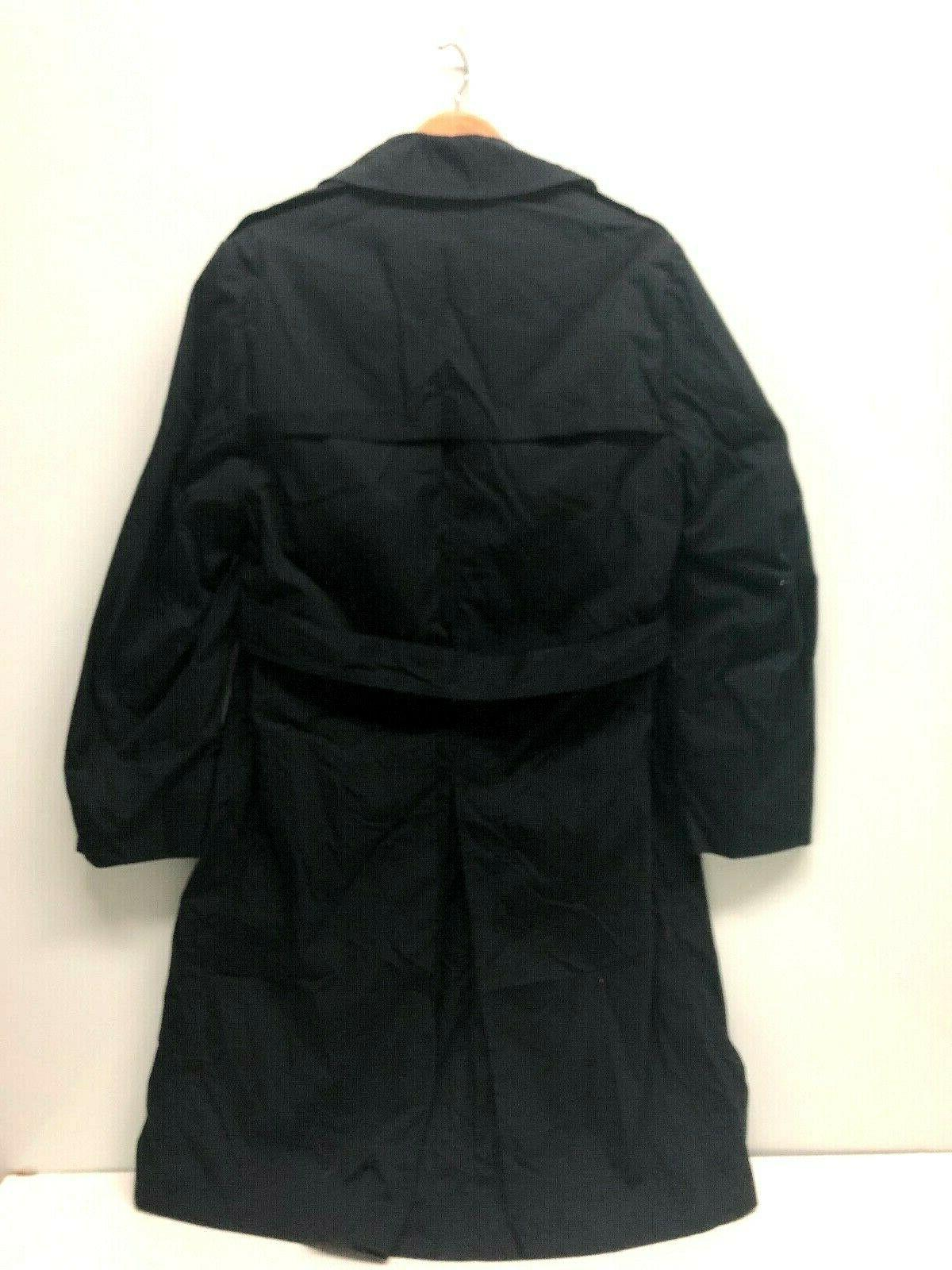 DPSC American Apparel Trench Weather Size 40 XS Military