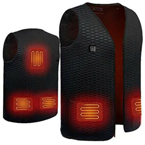 Electric Heated USB Warm Up Pad Clothing