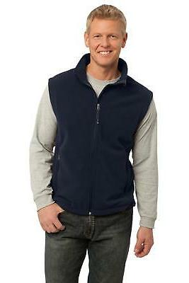 f219 men s sleeveless jacket value fleece