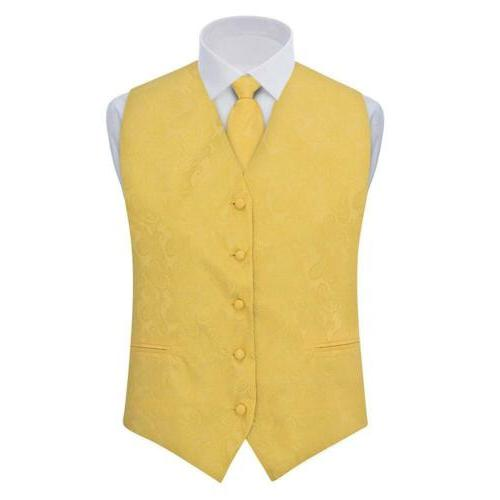 Men's Vest with Bow Tie, Tie Pocket