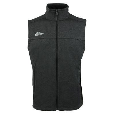 The North Face Men's Apex Canyonwall Vest TNF Dark Grey Heat