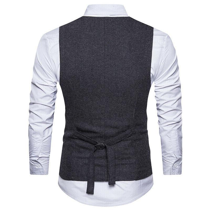 Men's Slim Dress Suit Tops