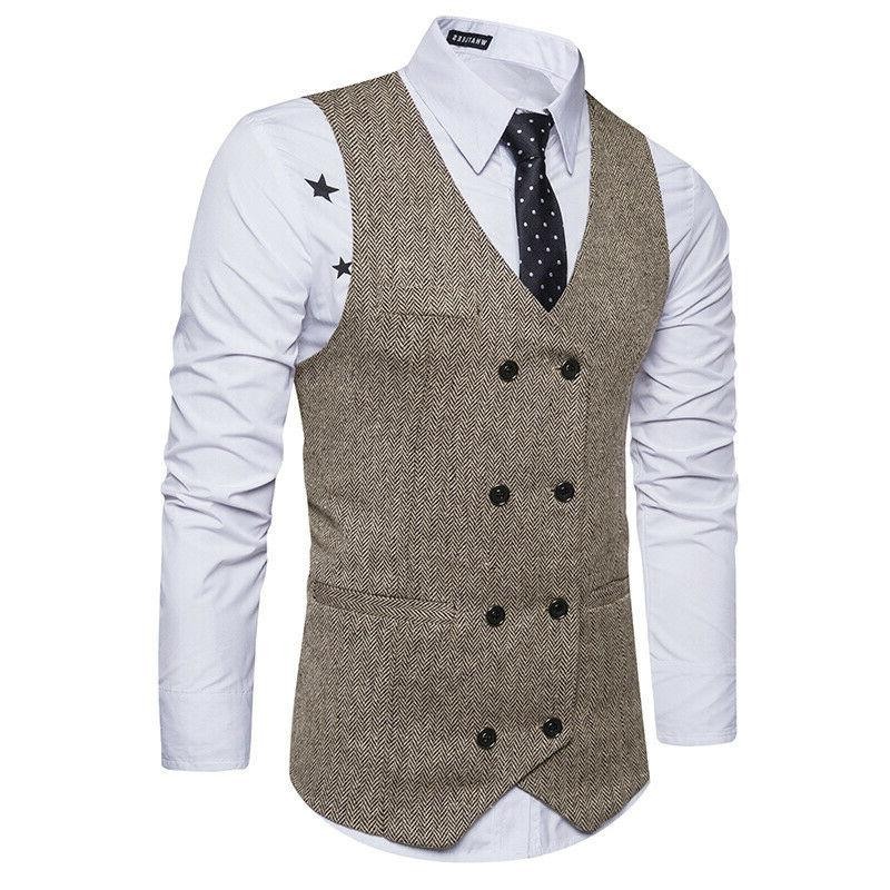 Men's Formal Slim Fit Dress Suit Tops