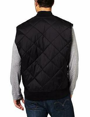 Dickies Men's Diamond Nylon Vest Choose SZ/Color