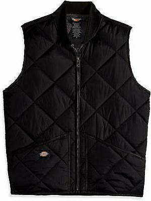 men s diamond quilted nylon vest choose