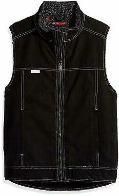 men s porter sherpa lined vest choose