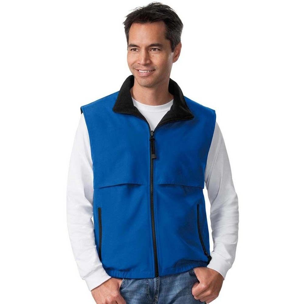 Men's Port Authority Reversible Terra-Tek Nylon and Fleece V