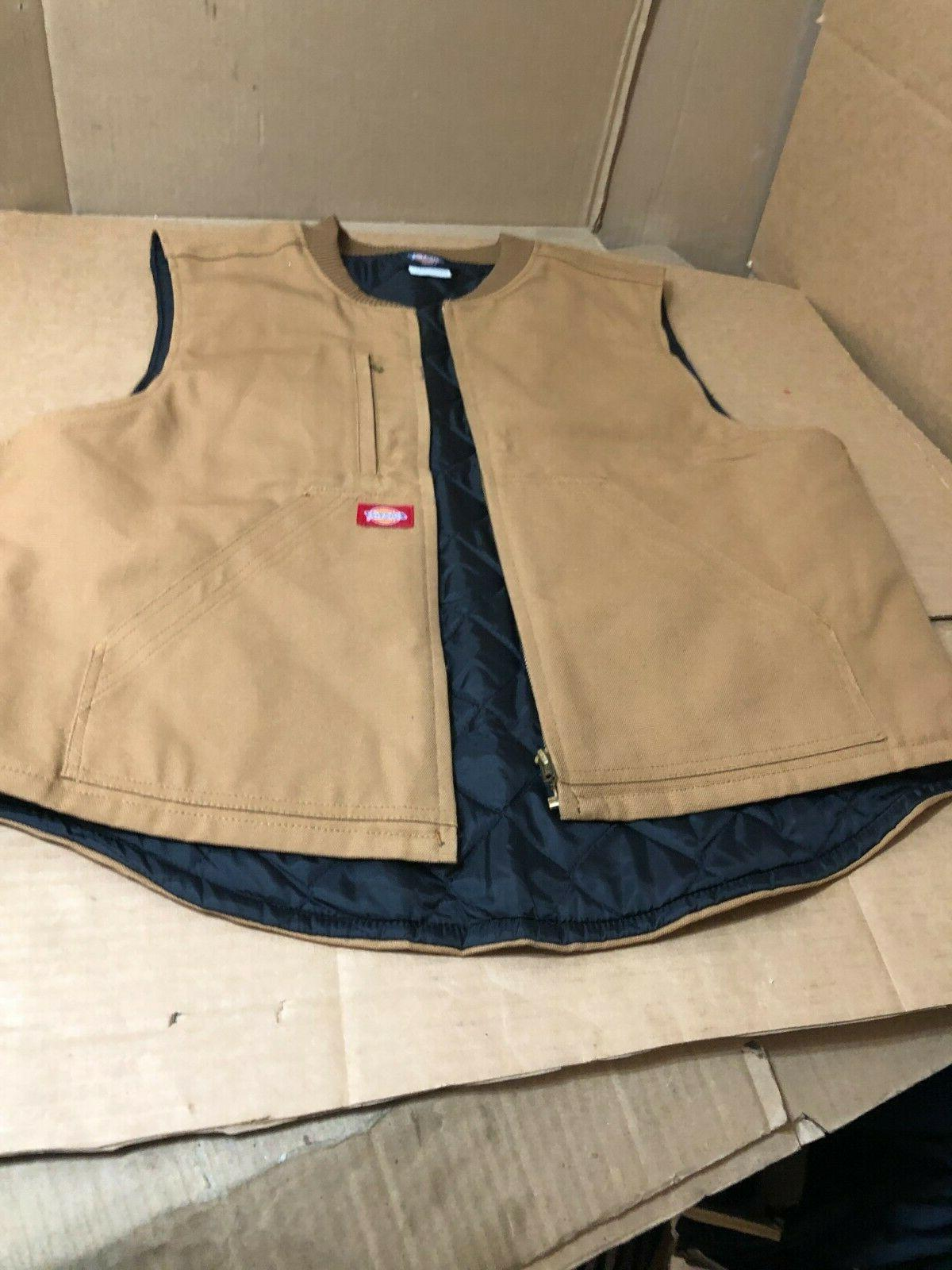 Dickies Sanded Insulated - - Brown ~