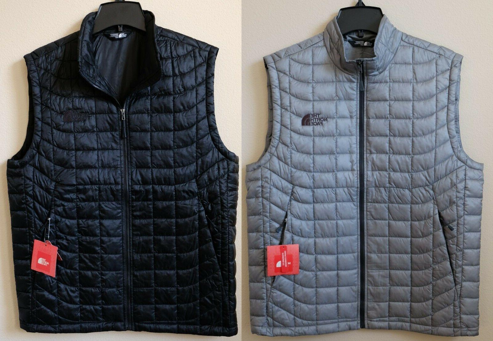 men s thermoball quilted vest