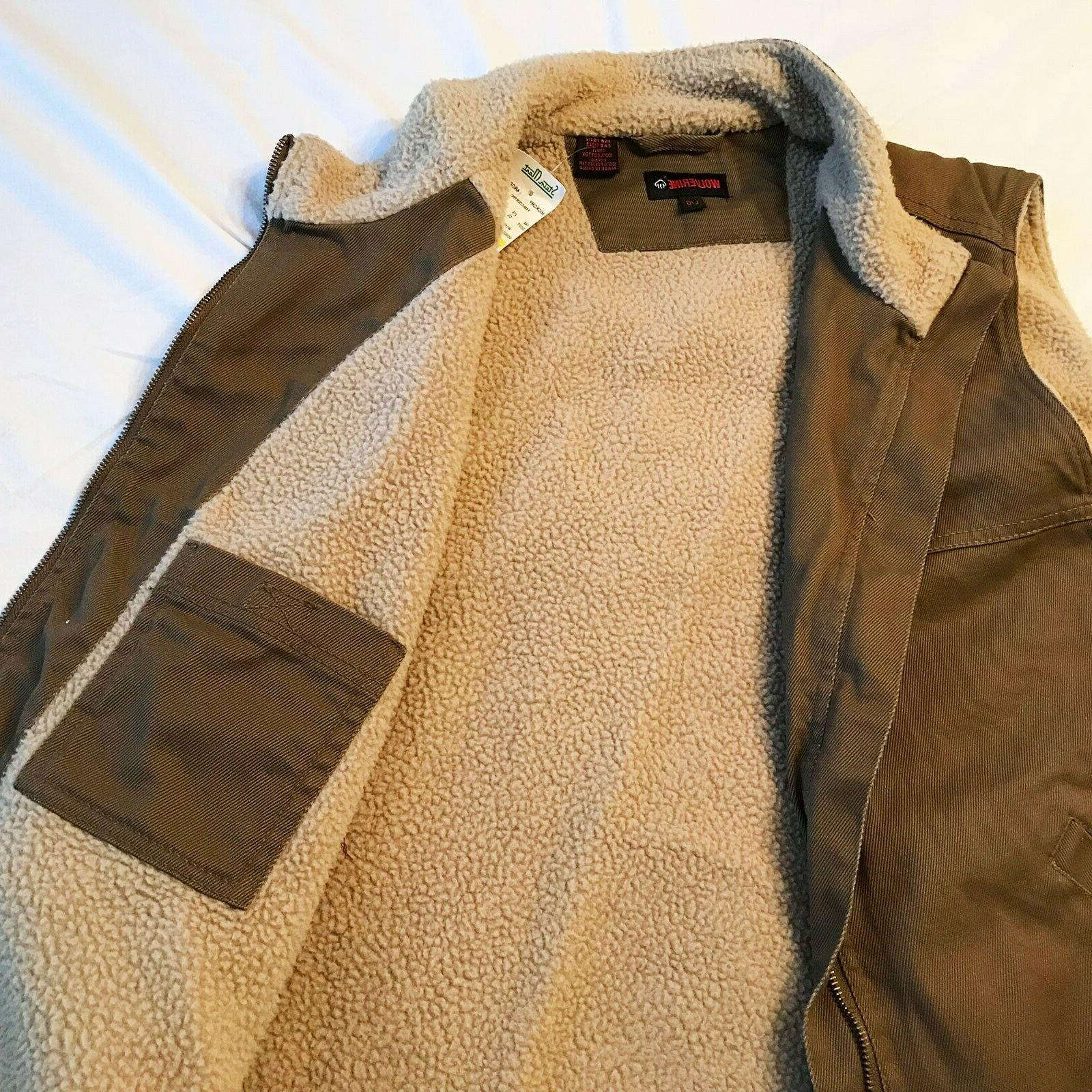 Wolverine Sherpa With