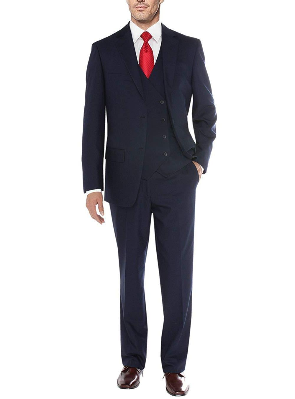 men s vested suit 3 piece 2