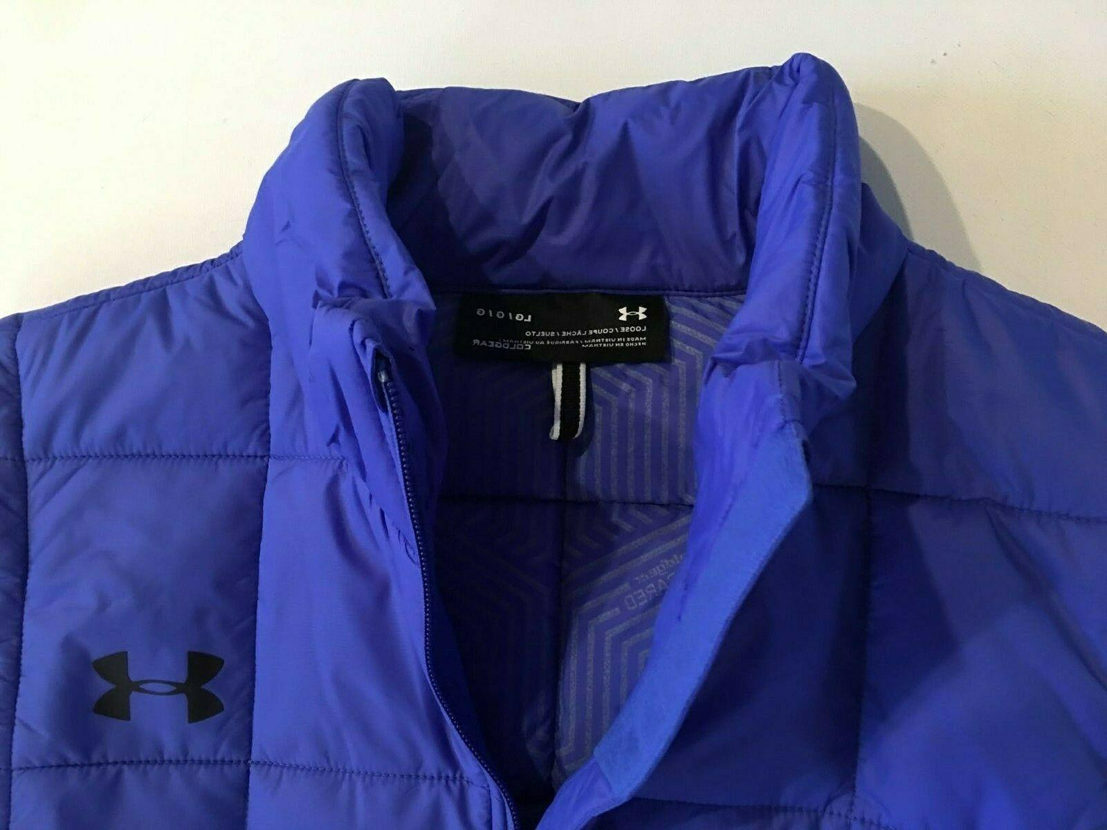 Under New Insulated Vest Large 1360551 $90