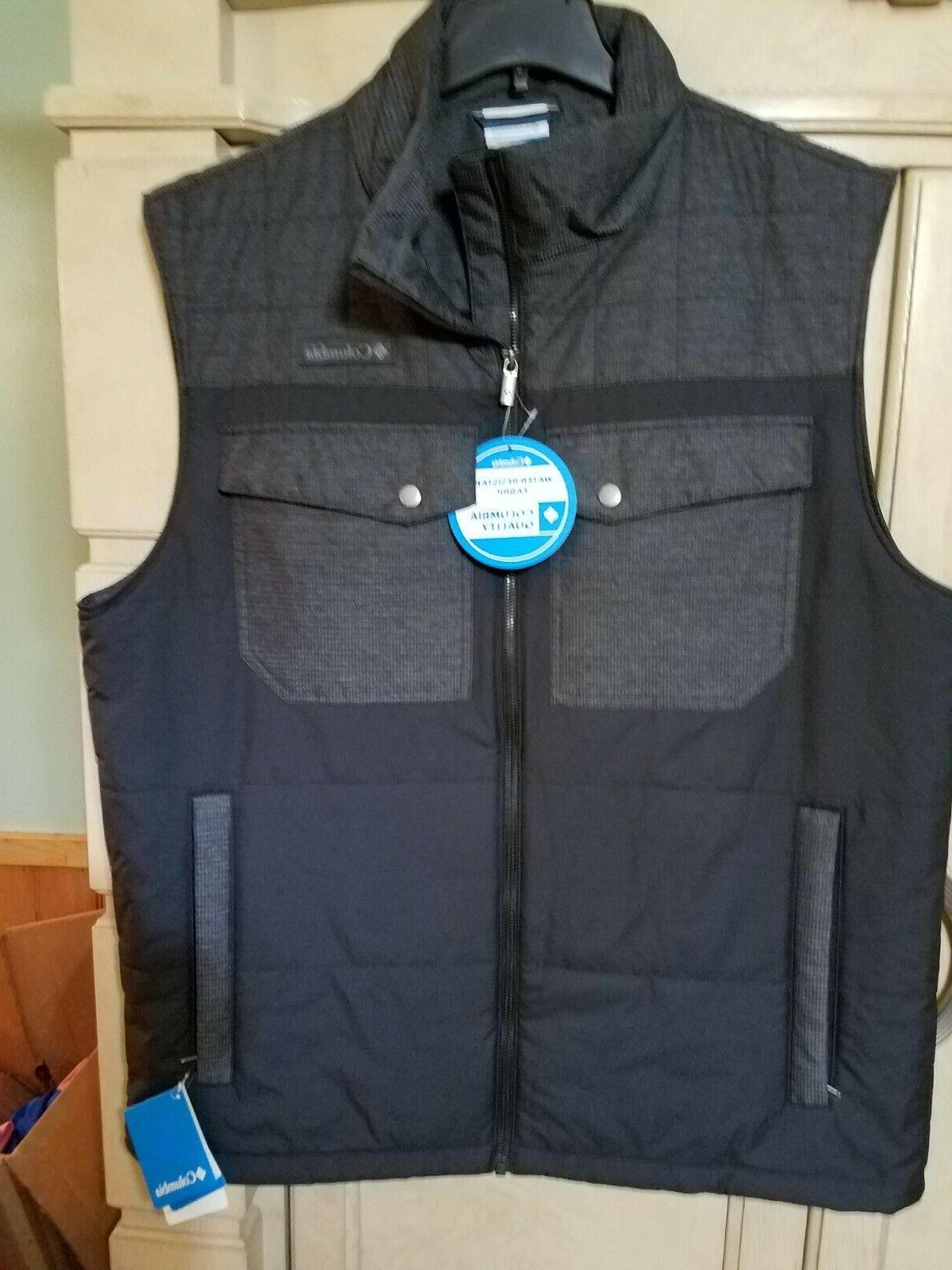 new bluegrass ridge ii vest mens large